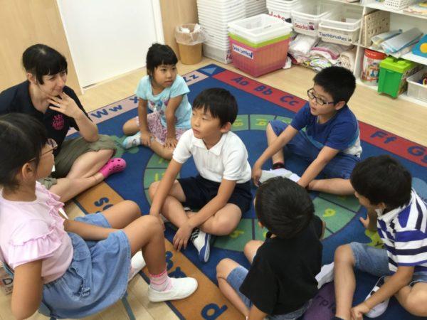 クラスの様子の写真1