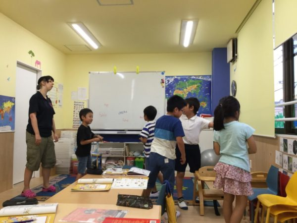 クラスの様子の写真2