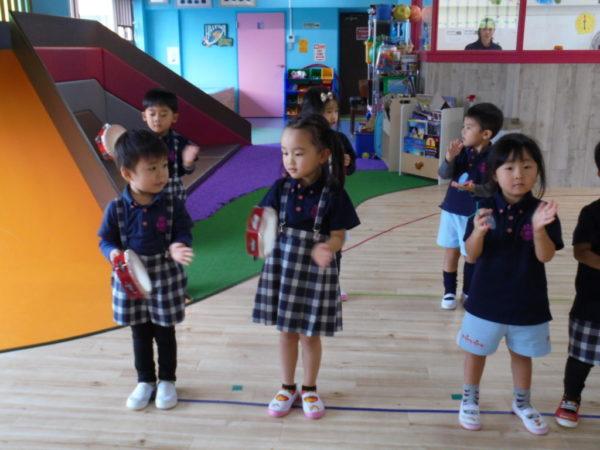 ダンスの練習の写真2