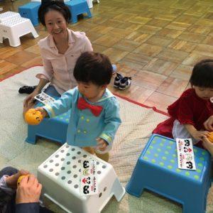 豊田地域文化広場親子教室