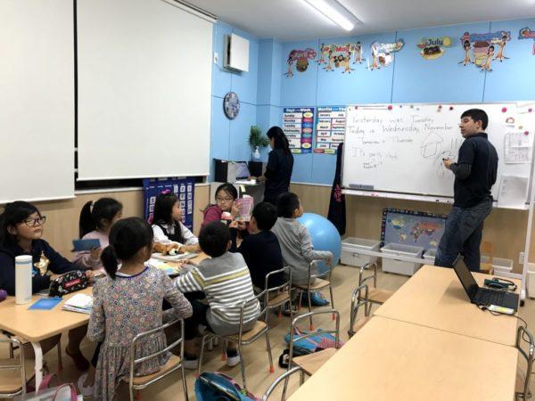 読解強化クラスの写真1