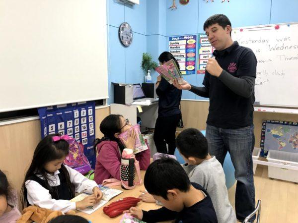 読解強化クラスの写真2