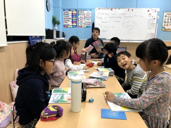 読解強化クラスの写真3