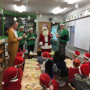 KIDSクリスマスパーティ-