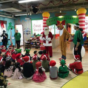 KIDS クリスマスパーティー