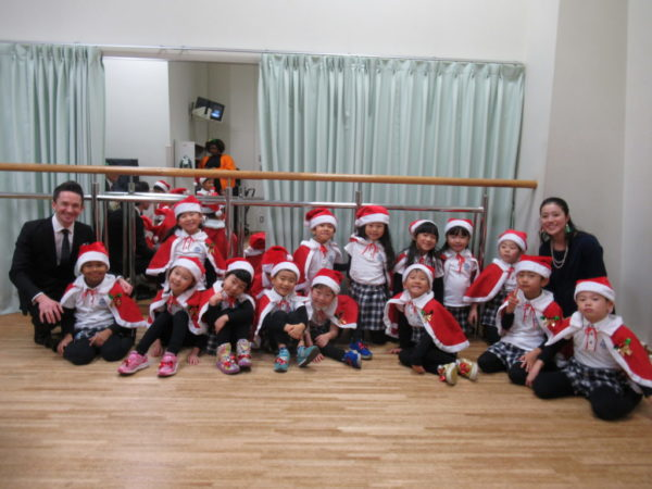 クリスマスコンサートの写真3