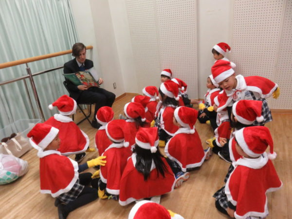 クリスマスコンサートの写真1