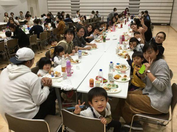 ポットラックパーティーの写真9
