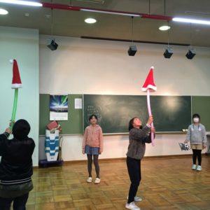 豊田クリスマスレッスン