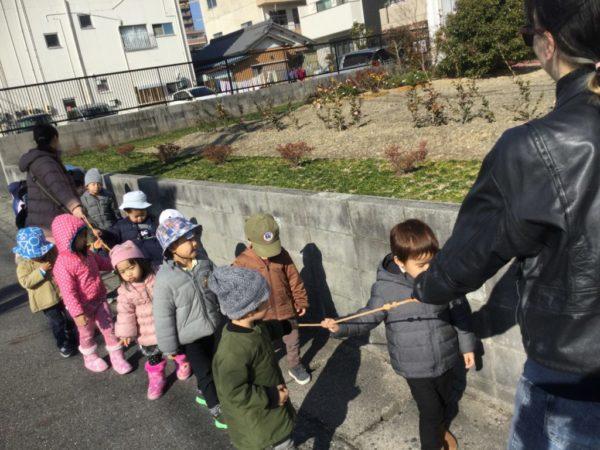 ヒッポお散歩の写真2
