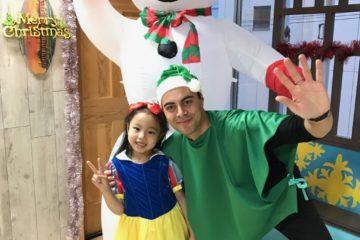KIDSクリスマスパーティー