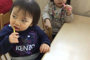 歯磨きの写真2