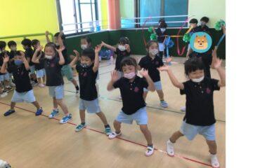 School play dance